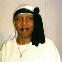 Mary  Alicia Mae Woodard
