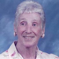 Betty Jean Meacham Spry
