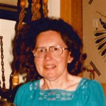 Floretta (Mary) Jeanette Mitz