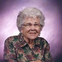 Mary Frances Bradbury