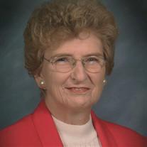 Mrs. Betty Bazemore Saxon