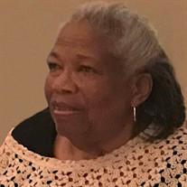 Mrs. Martha Ann Hill