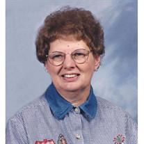 Shirley Margaret Justvig