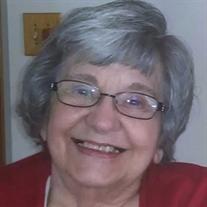 Patricia Ann Goodhind