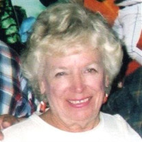 Mrs. Betty Jean Parker