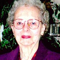 Edna May McGill