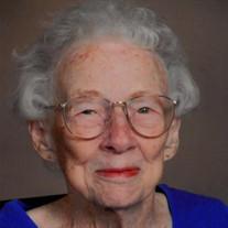 Eunice F. Marks