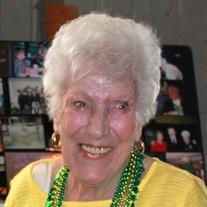 Margaret M. Alderson