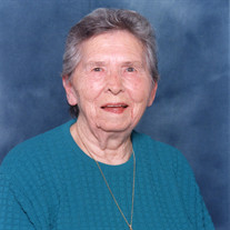 Miss Nellie Marie Merck
