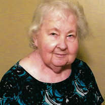 Charlene Wise Birchfield Weaver