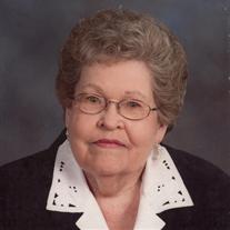 Margaret Elizabeth Hill