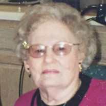 "Mrs. Georgia ""Louise"" Yarborough"