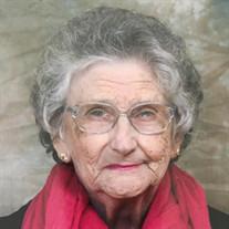 Margaret Carter Taylor