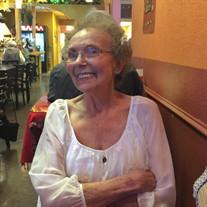Mrs. Betty Jean Mattzela