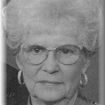 Mrs. Mildred Faye (Cochrum) Farmer