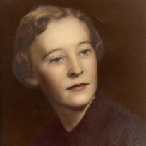 Mrs. Wanda Joyce Kelley