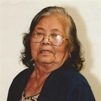 Maria  Consuelo Diza Bitanga