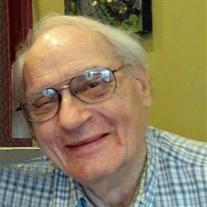Maurice Everett Blevins