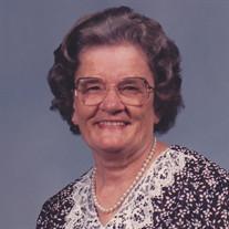 Verline Ruth Schulze