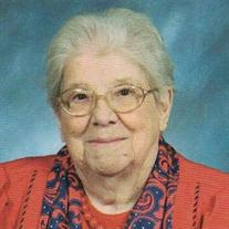 Frances Lorene Benedict
