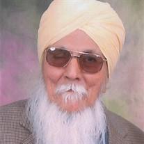 Sarban Singh Bains