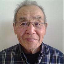 Harold Joe Hideo Tominaga