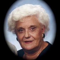 Mrs. Patsy Cooper Beukema