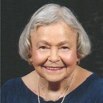 Mrs. Sarah Margene Williams