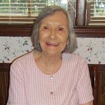 Evelyn Juanita Jacobs