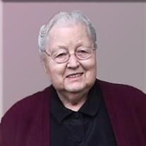 Betty Anne Crawford