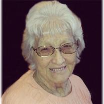 Ms. Josephine Bernice Cruce Duncan