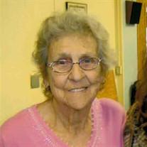 Cecil Geraldine  Fauver