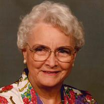 Mary Frances Damour