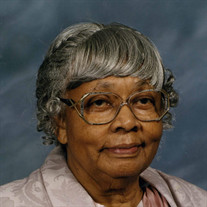 Mrs. Lessie Mae Tedford