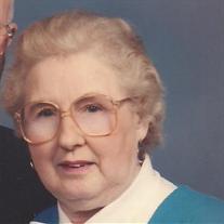 Muriel E Connelly