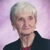 Shirley Ann (Barrow) Humphrey