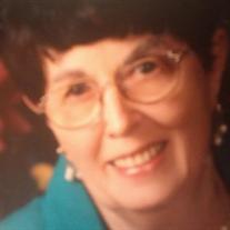 Mary Margaret James