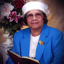Mrs. Maggie M. McDougald