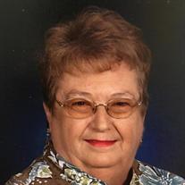 Jewell Marie Hudson Pendergrass