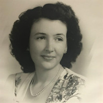 Mrs. Ella Ree Mimbs Webb