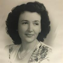 Mrs. Ella Ree Mimbs Webb