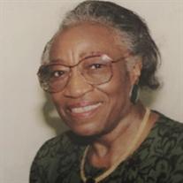 Mrs. Annie Lee Thompson