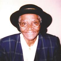 Rosa Lee Bell