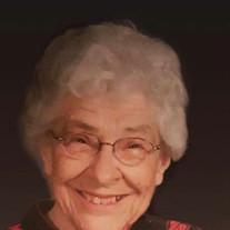 Betty Jeanne (Andrews)  Vance