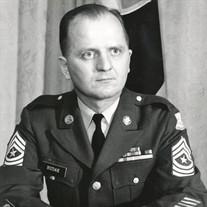 SGM Albert P. Hudak US Army (Ret.)