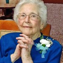 Hazel Faye Wolf