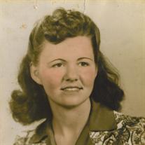 Olivia Stewart Hutchinson