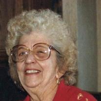 Martha Jane Kerr