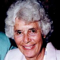 Jane Barbour Marsh