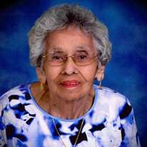 """Mary T. """"Tia Mary Hernandez"""